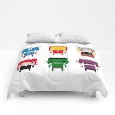 Pixel Avengers Comforters