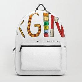Va Tech Backpack
