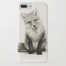 Fox Say What?! Slim Case iPhone 8 Plus