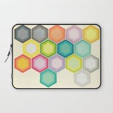 Honeycomb Layers Laptop Sleeve