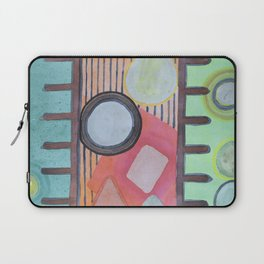 Trapped between two Worlds Laptop Sleeve