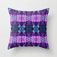 Sierra Ultraviolet Throw Pillow