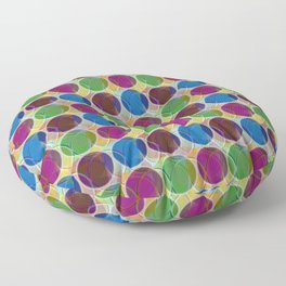 The Ring Floor Pillow
