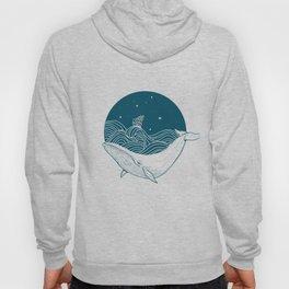 Whale dream Hoody