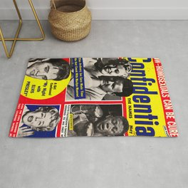 Confidential  Rug