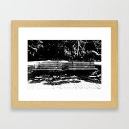connection02 Framed Art Print
