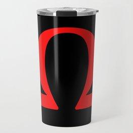 Ω omega Travel Mug