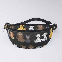 D-Dogs Fanny Pack