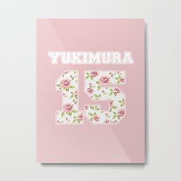 Yukimura 15 Metal Print