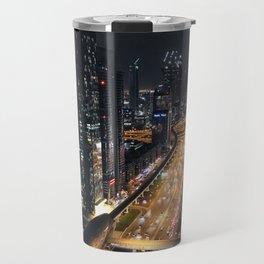 Sandbox City Travel Mug