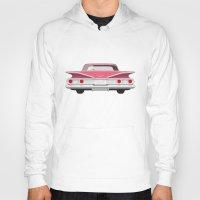 tame impala Hoodies featuring 60 Impala by Pen&Petrol
