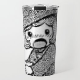 Schierke cute honey design Travel Mug