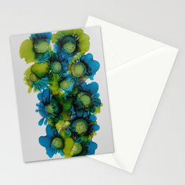 Sea Blooms Stationery Cards
