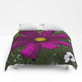 The Middle - Flowerbed Comforters