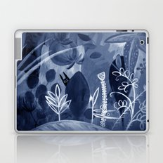 magic garden at night Laptop & iPad Skin