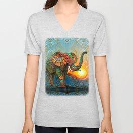 Elephant's Dream Unisex V-Neck