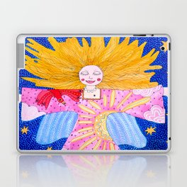 The Guardian Angel Laptop & iPad Skin