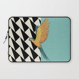 Parrot Pattern Laptop Sleeve