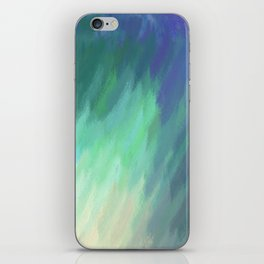 Washed Away iPhone Skin