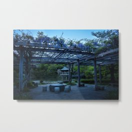 Ancient Garden Metal Print