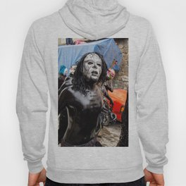 Painted young II Hoody