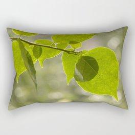 Βougainvillea II Rectangular Pillow