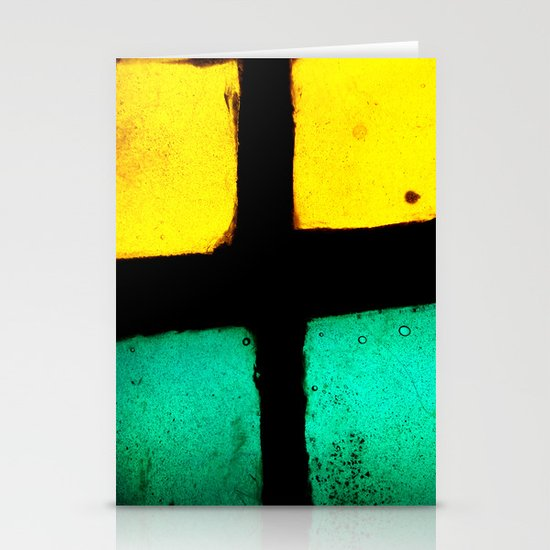 Light and Color III Stationery Cards
