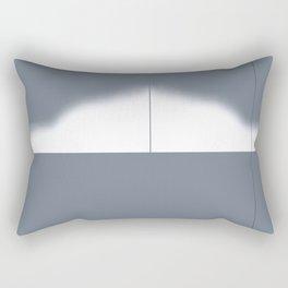 Calculus Gray Rectangular Pillow