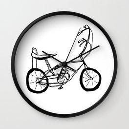 Schwinn Stingray Bicycle Wall Clock