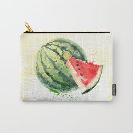Fun with Fruits - Watermelon Carry-All Pouch
