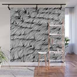 Imaginary Sand Wall Mural