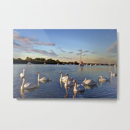 The River Crouch Essex Metal Print