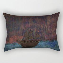 Ship Ahoy Rectangular Pillow