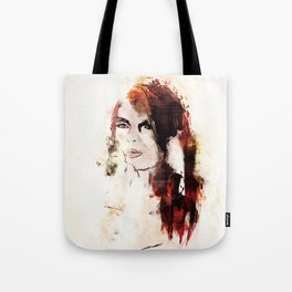 Color Me Autumn Tote Bag