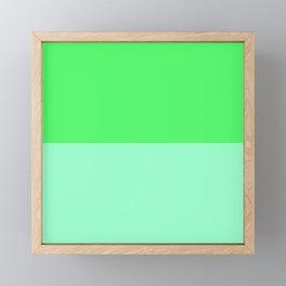 Mint Julep Framed Mini Art Print