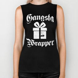 Gangsta Wrapper Biker Tank