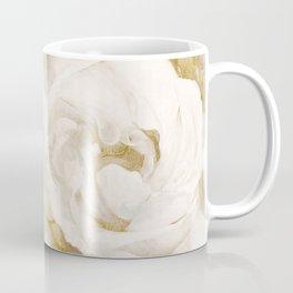 Petals Impasto Alabaster Coffee Mug