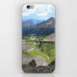 Willow Lakes iPhone Skin