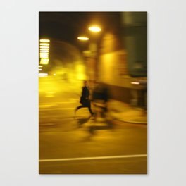 I'm in London Canvas Print