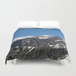 Avalanche Trail Duvet Cover