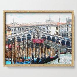 Venice_20170601_by_JAMFoto Serving Tray