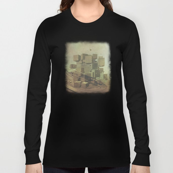 Intervention 19 Long Sleeve T-shirt