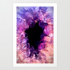 Mineral - for iphone Art Print