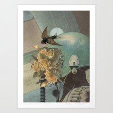 Passer Art Print