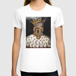 Lord Peanut (King of the Squirrels!) T-shirt