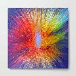 The Big Bang Metal Print