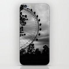 London Eye: Through The Trees iPhone & iPod Skin