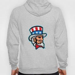 Uncle Sam Mascot Hoody