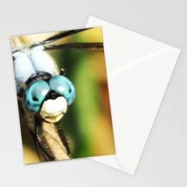 Large Mulifaceted eyes. Stationery Cards