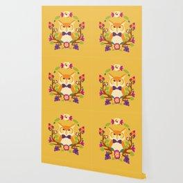 Baltimore Woods Owl - Fall Colors Wallpaper